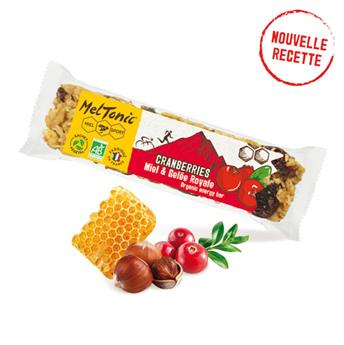 Organic Cranberries & Roasted Hazelnuts cereal bar